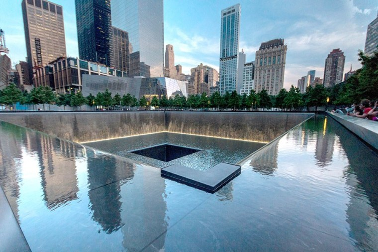 9-11 monument-architectural digest