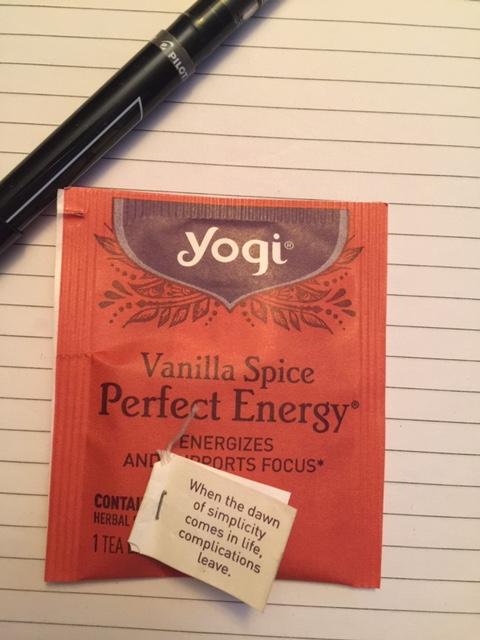 Yogi message